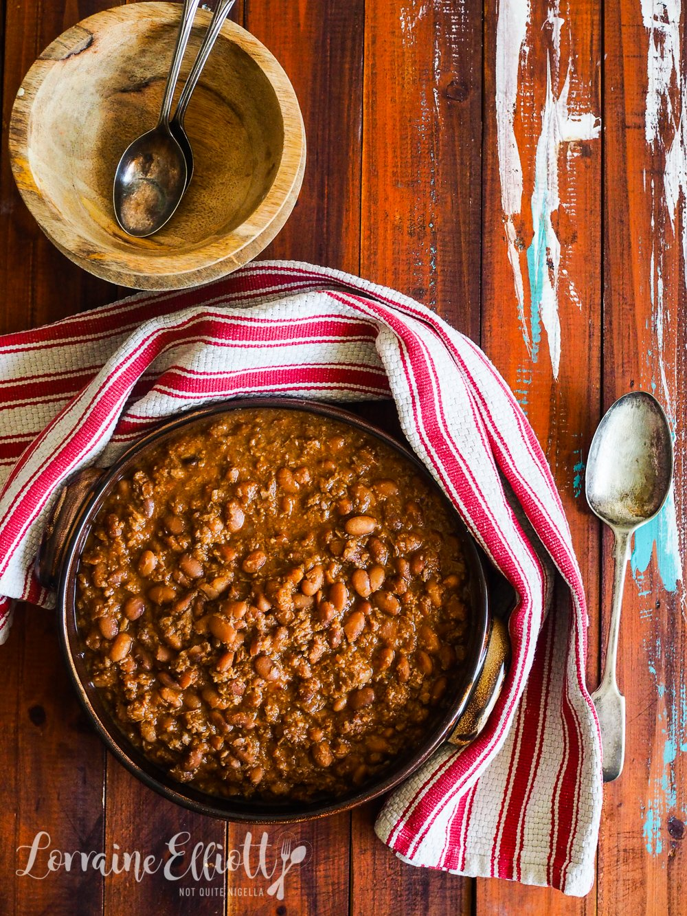 Texan Style Pinto Beans