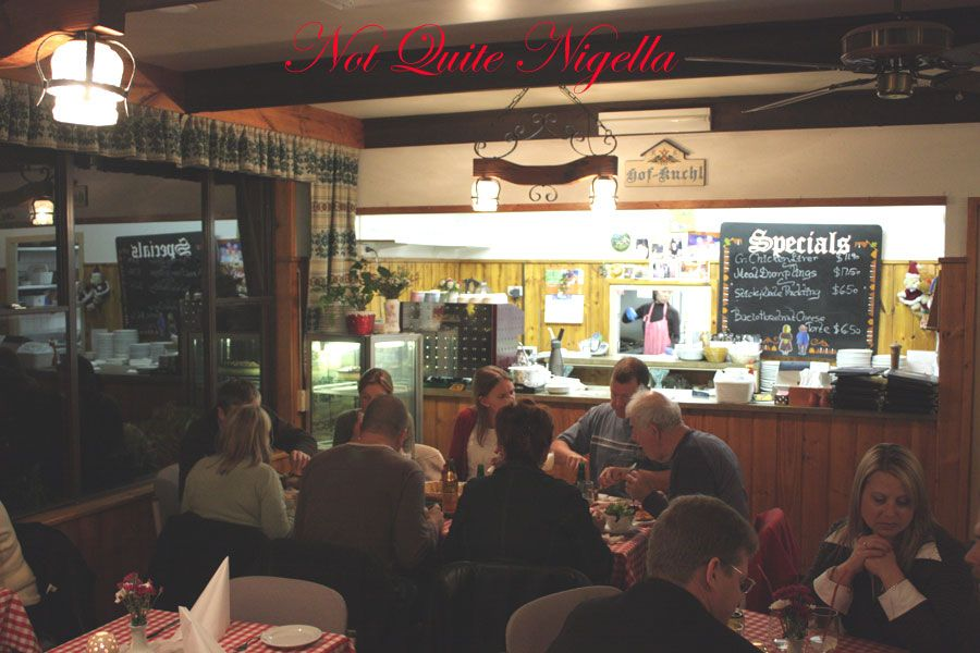 The Austrian Club, Frenchs Forest