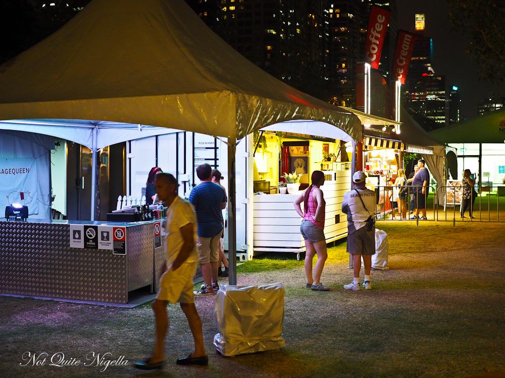 The Beach Cutaway Barangaroo Sydney Festival
