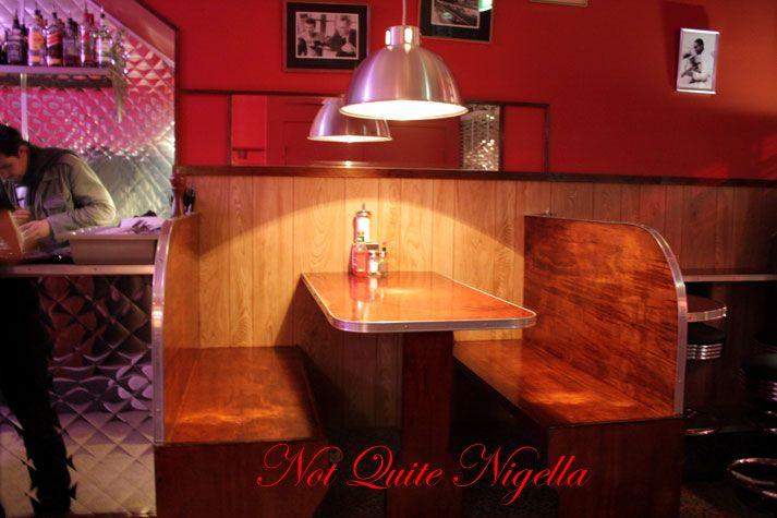 The Big Rig Diner, Darlinghurst