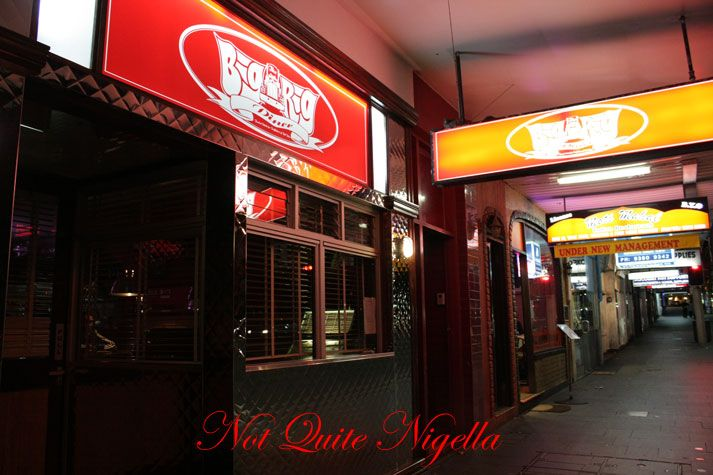 The Big Rig Diner, Darlinghurst