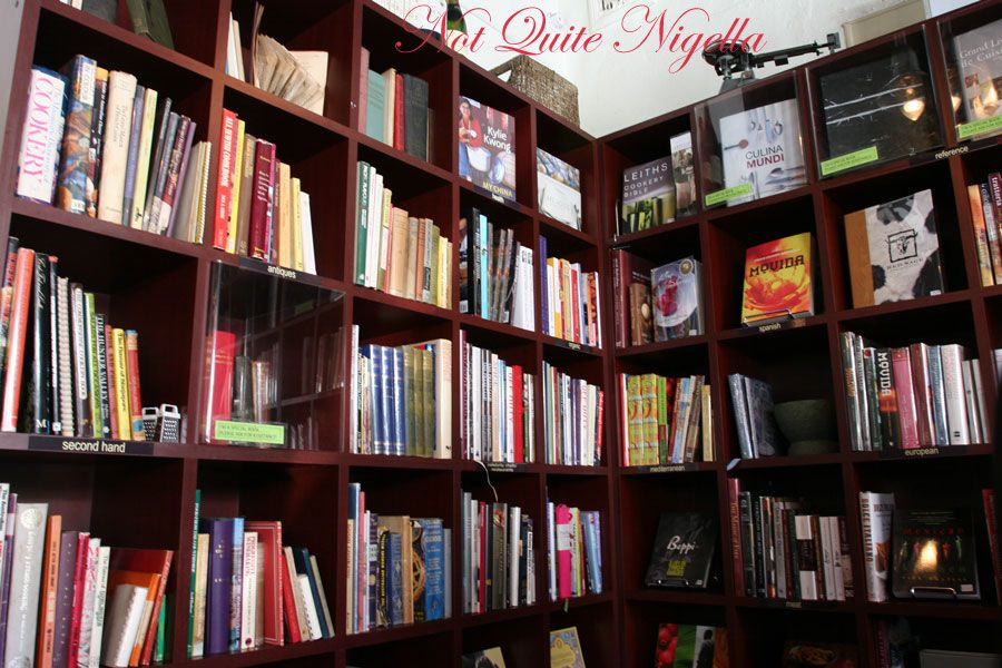 The Book Kitchen, Surry Hills