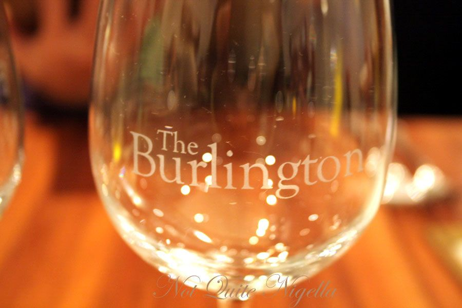 The Burlington, Crows Nest