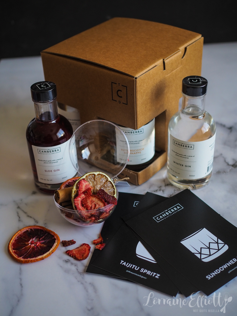 The Canberra Distillery's Cocktail Cube