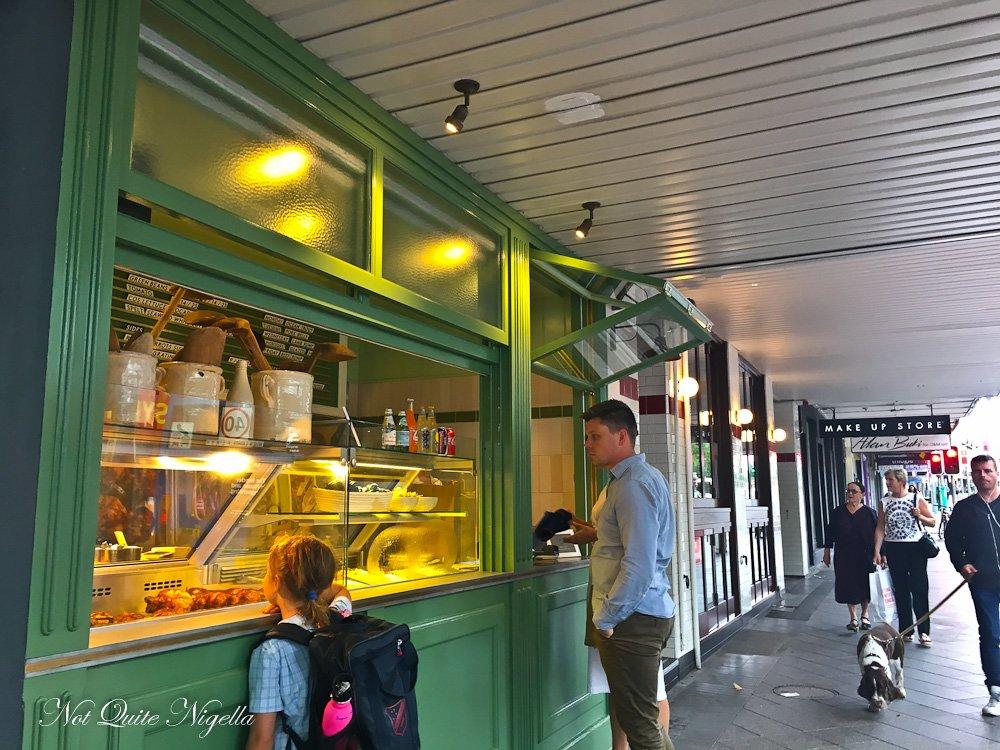 The Chicken Shop, Paddington