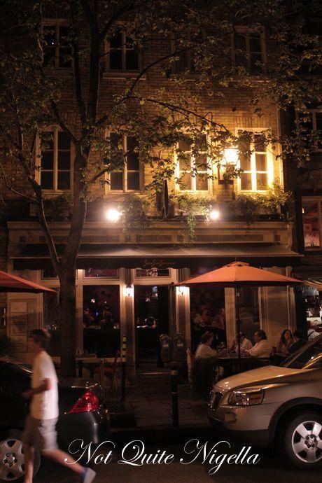 sss restaurant, quebec, canada