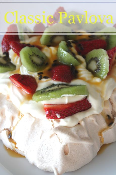 The Classic Pavlova