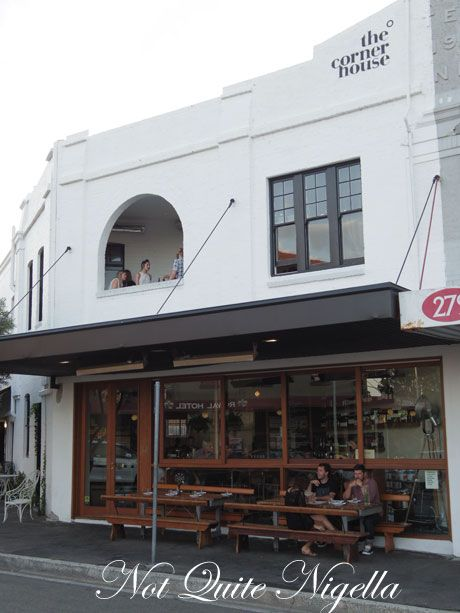 the corner house, bondi