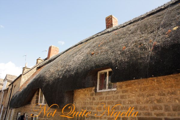 The Costwalds Thatched rooves