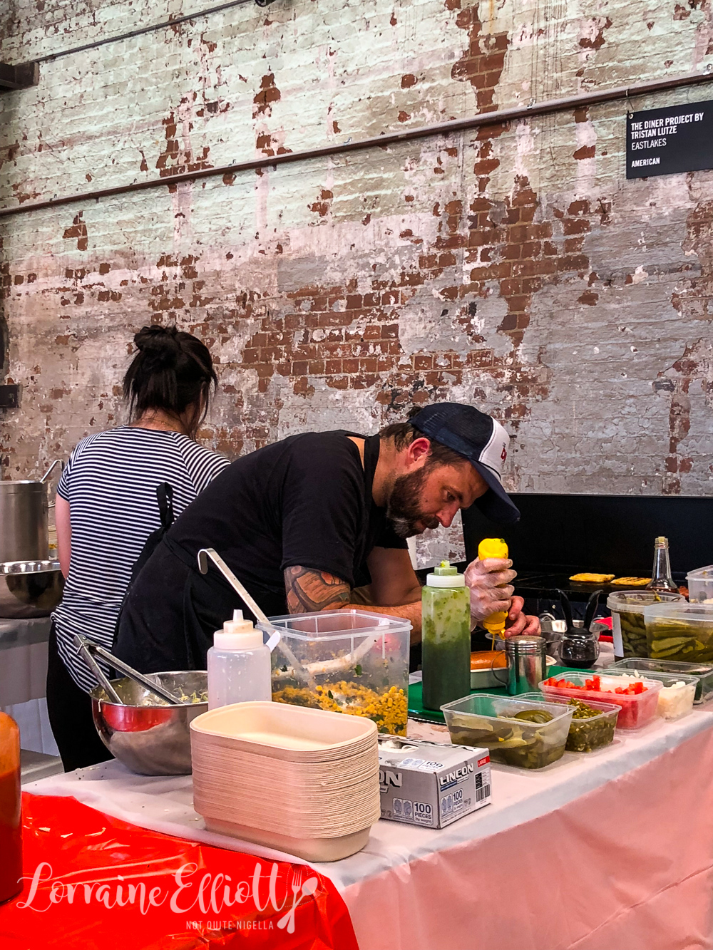 The Diner Project Carriageworks