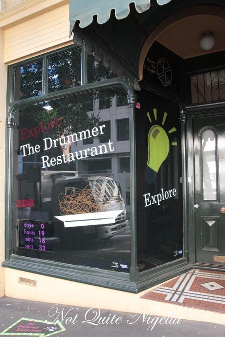 the drummer refugee restaurant sydney