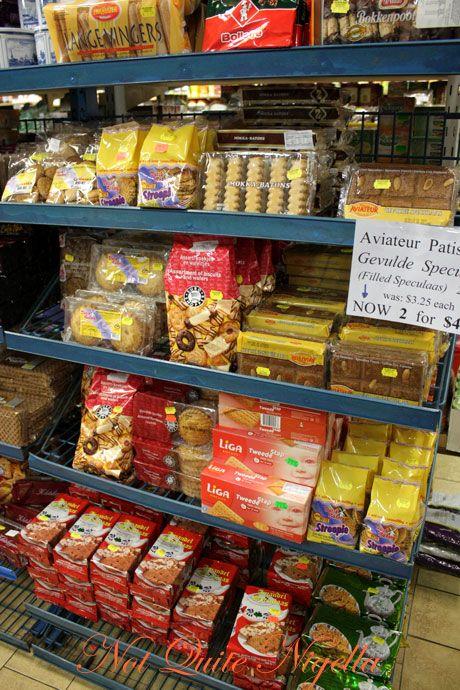 dutch shop biscuits