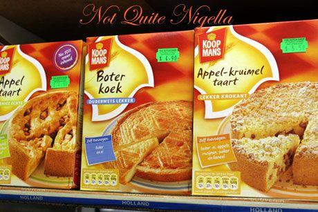 dutch shop butter cake