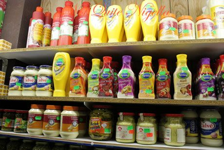 dutch shop sauces