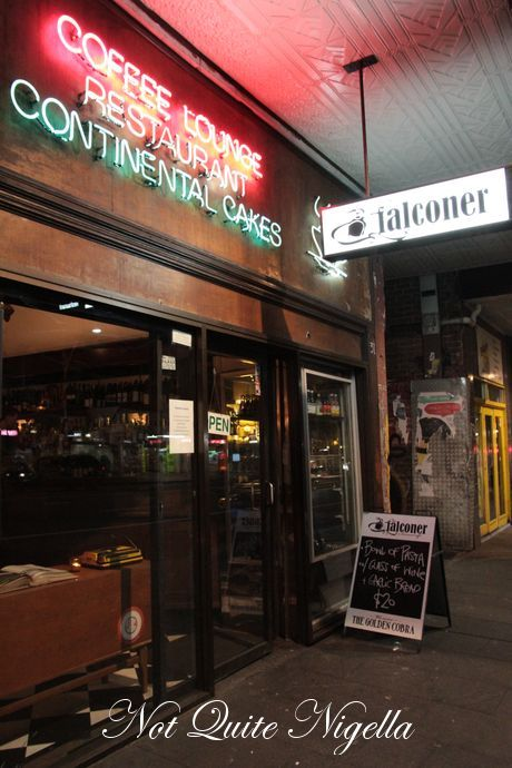 the falconer darlinghurst