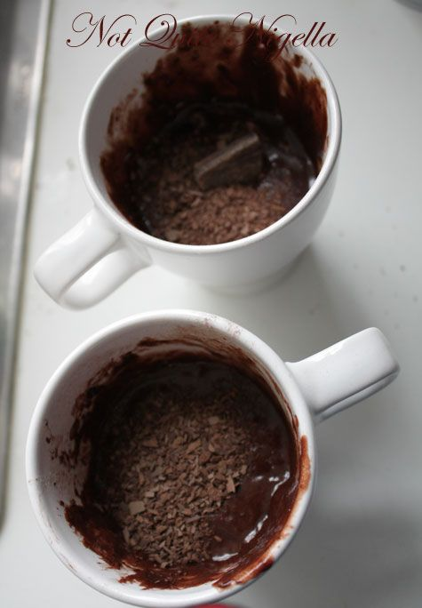 The Five Minute Chocolate Mug Cake
