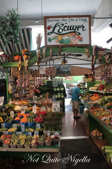The Food Markets of Montreal: Atwater & Jean Talon Market, Canada