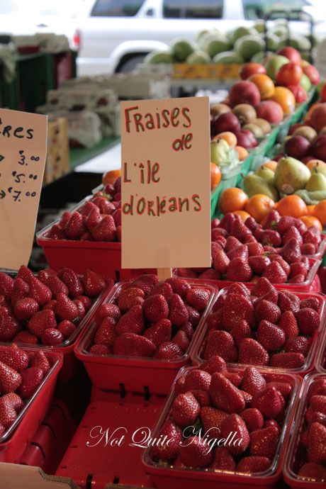 The Food Markets of Montreal, AtwaterMarket, Jean Talon