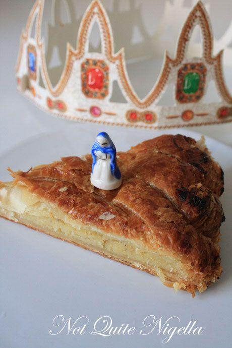 Galette des rois cake victoire bakery balmain not quite nigella - Decor galette des rois ...
