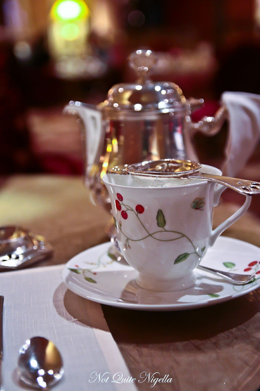 the langham hong kong afternoon tea