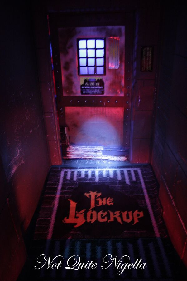 The Lockup restaurant Shibuya