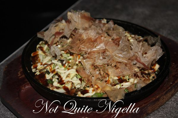 The Lockup restaurant Shibuya Okonomiyaki