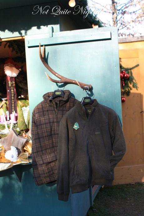 hellbrun christmas markets antler hook