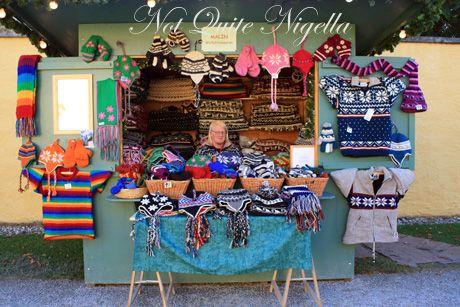 hellbrun christmas markets stall