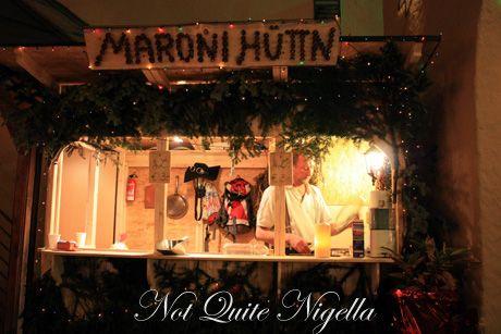 salzburg christmas markets marroni stall