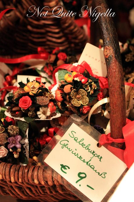 salzburg christmas markets scented bunches