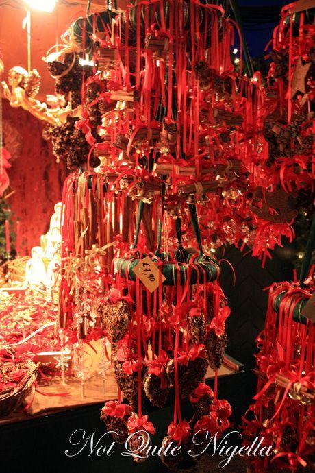 schoenbrunn palace christmas markets cinnamon