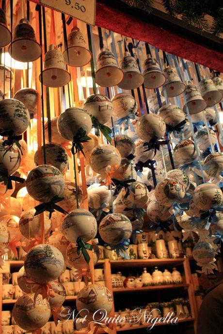 vienna christmas markets balls