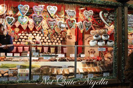 vienna christmas markets gingerbread