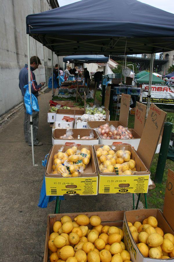 Kirribilli markets
