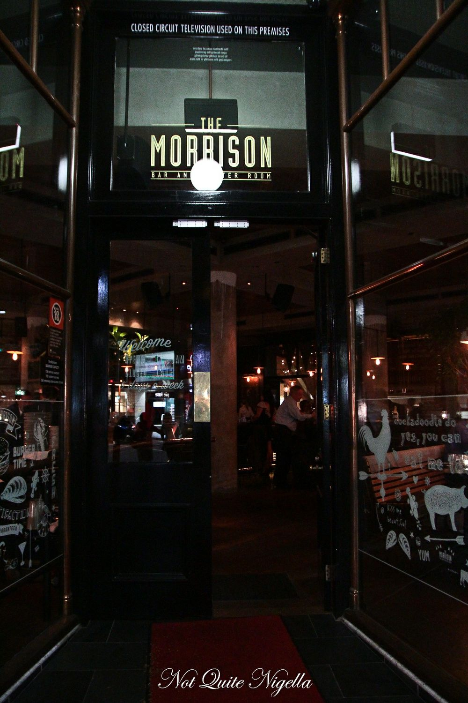 the morrison sydney