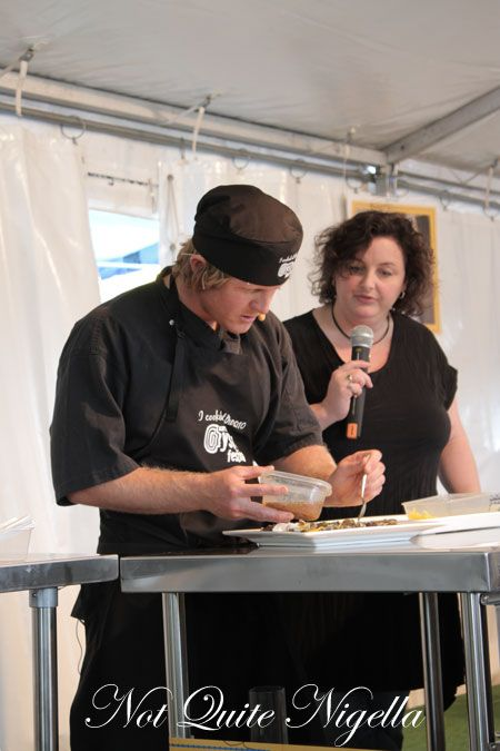 The Narooma Oyster Festival!