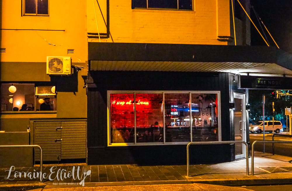 The Nook, Manly