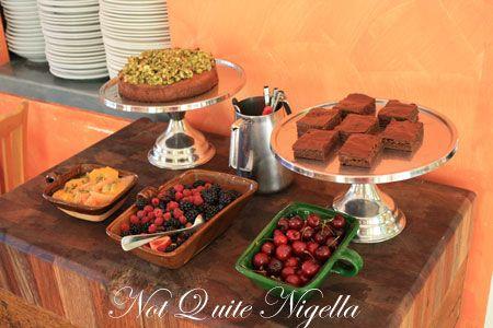 old convent orange desserts