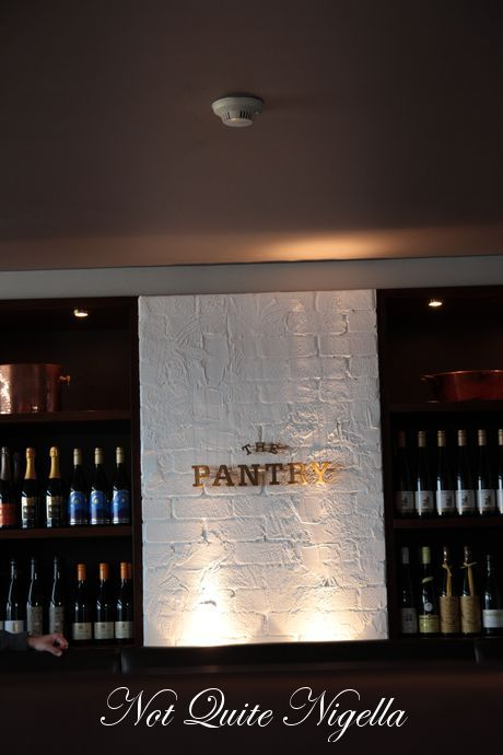 the pantry, manly