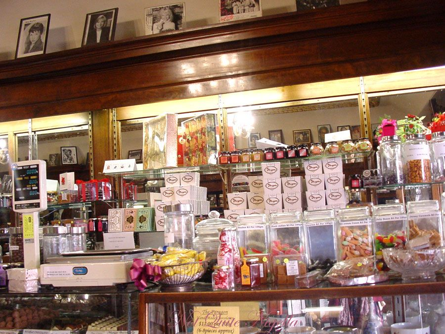 The Paragon Cafe at Katoomba, Blue Mountains