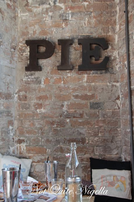 the pie tin newtown