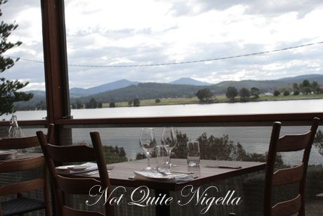 the river restaurant, moruya, review