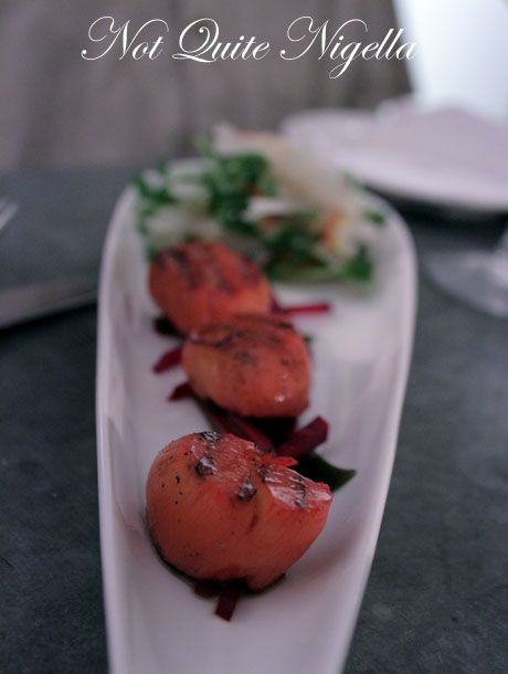 the smokehouse, surry hills, review, scallops