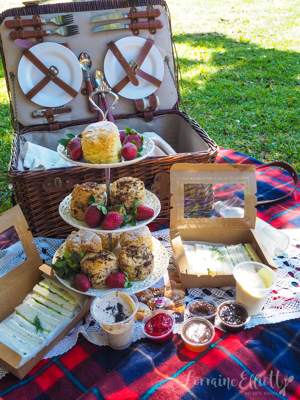 The Tea Cosy Picnic Pack
