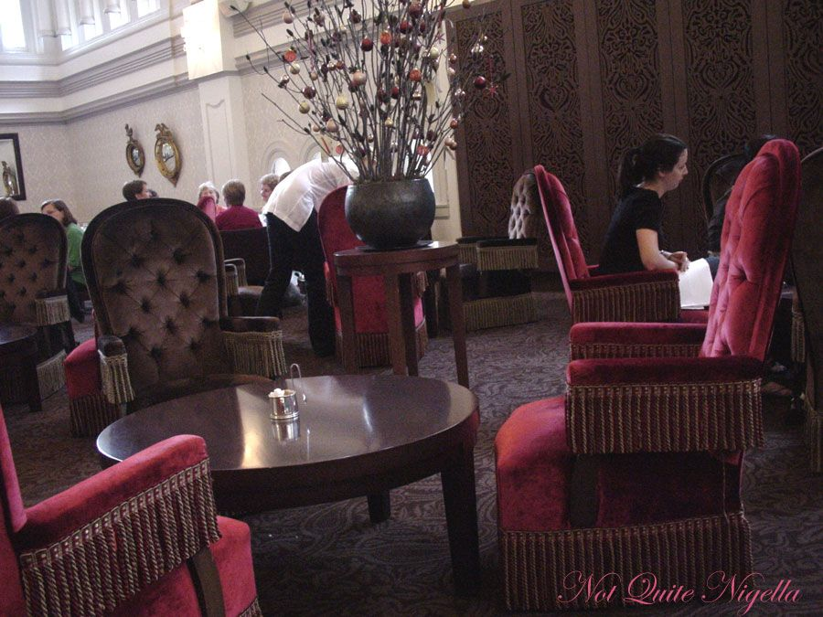 The Tea Room, Queen Victoria Building Sydney