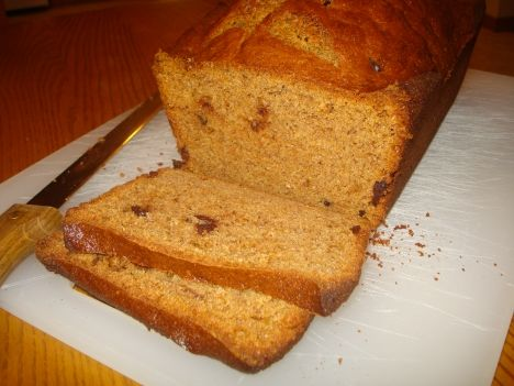 Jamie's kitchen wholewheat sour cream banana bread