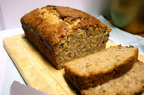 Soy and Pepper Banana bread