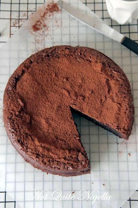 one bowl chocolate cake recipe