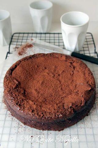 Donna Hay Chocolate Cake One Bowl