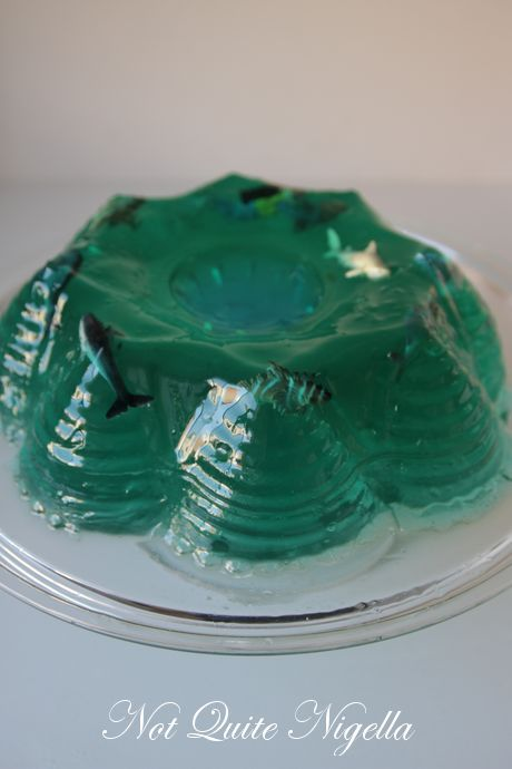 Jelly Cake Recipe Not Quite Nigella
